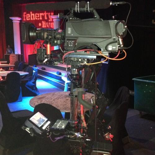 Live TV Steadicam