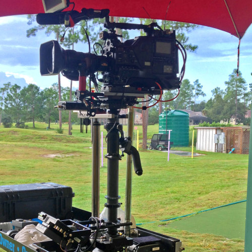 Wireless Prompter Noga Arm