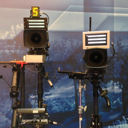 Wireless 7inch Teleprompter