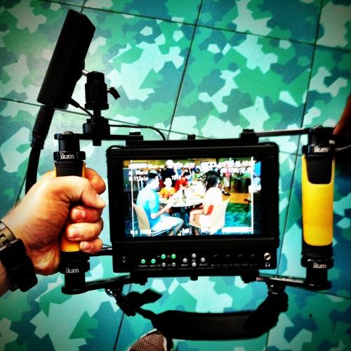 Marshall Handheld Director's Monitor