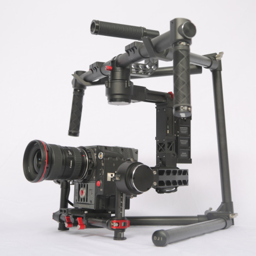 DJI Ronin Handheld Brushless Gimbal side view