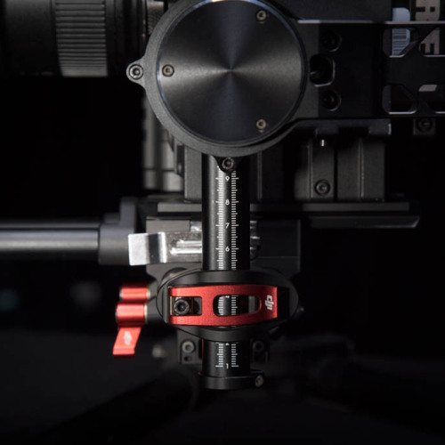 DJI Ronin adjustable vertical support